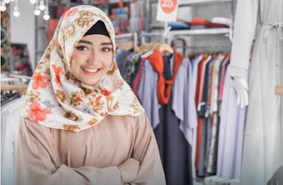 Bisnis Baju Lebaran dan Item Lain Laris di Bulan Puasa