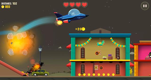Screenshot Aliens Drive Me Crazy - Apcoid