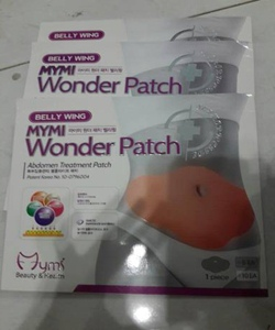 Mymi Belly Slimming Wonder Patch