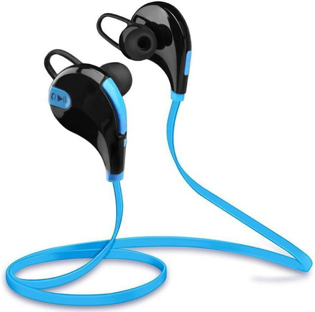 Shutterbugs Bluetooth sports stereo headset for all smartphones Wired Wireless Bluetooth Headset With Mic