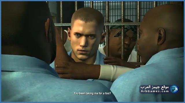 تحميل لعبة Prison Break للكمبيوتر من ميديا فاير