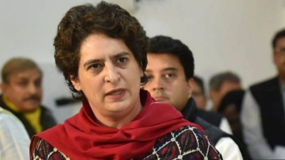 अर्थव्यवस्था को नष्ट करने का जिम्मेदार कौन है?: प्रियंका - newsonfloor.com