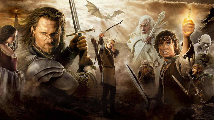 Movies Like The Lord of the Rings (Series)