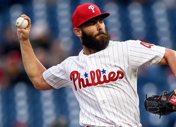 Jake Arrieta could miss some time with a bone spur