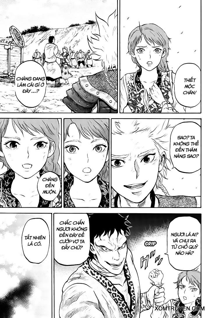 Horizon (okada takuya) chap 48 [end] trang 7