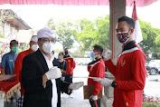 Lepas 12 Atlet Menuju PON XX Papua 2021, Ini Pesan Bupati Tabanan