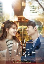 drama korea genre travel time