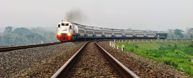 Inspeksi rel kereta api