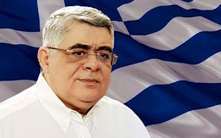 Ανακοίνωση Ν. Γ. Μιχαλολιάκου για τις δηλώσεις Νίμιτς και τις εξελίξεις στο Μακεδονικό
