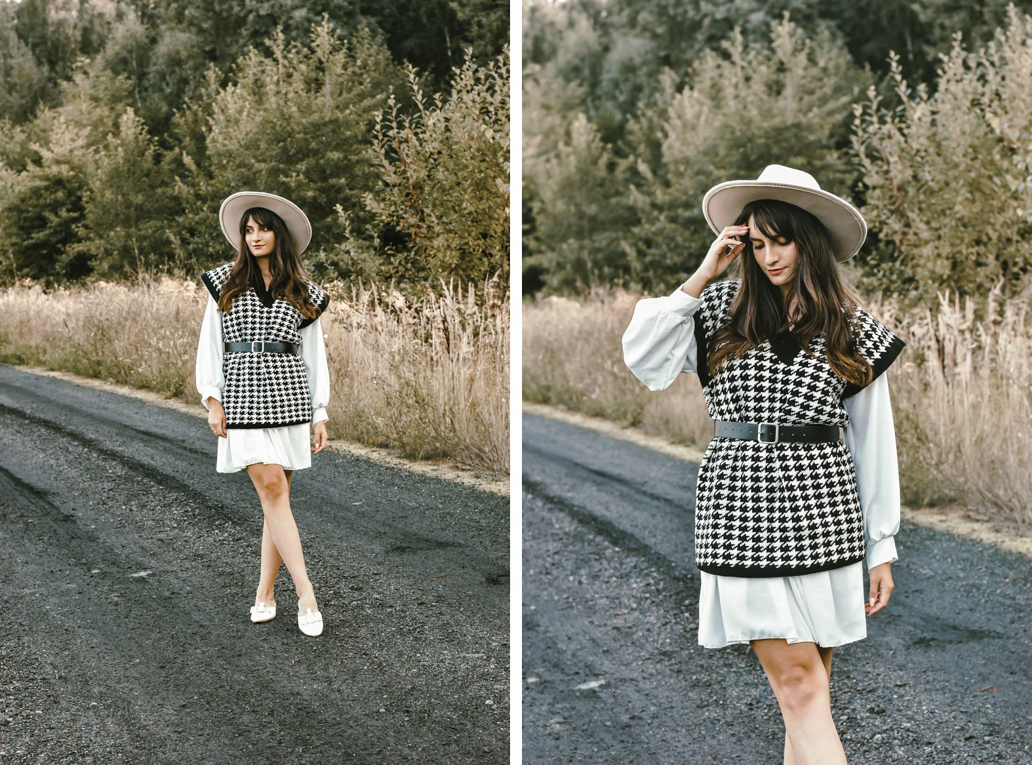 vest femme luxe autumn outfits