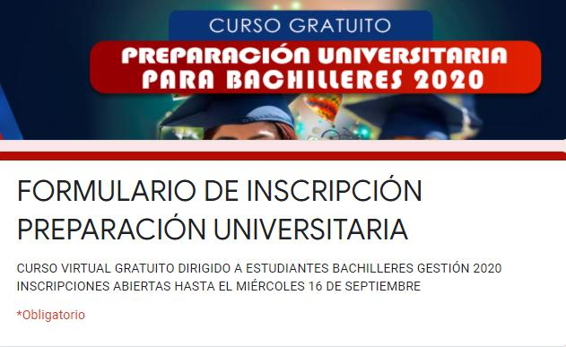 UPEA capacitará a bachilleres para que ingresen a la Universidad