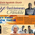 CAC Pentecostal chapel to hold 21st anniversary, starts crusade today