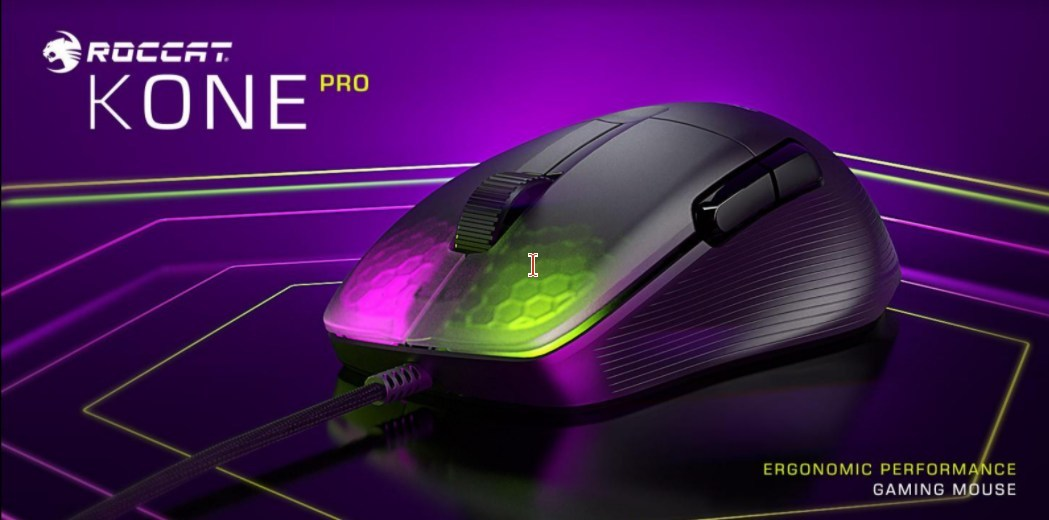 The All-New Kone Pro PC Gaming Mice - ROCCAT's Most Pre-Ordered Product Ever - Now Available Worldwide