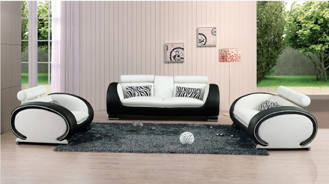 les astuces pour nettoyer un canap en cuir blanc d cor de maison d coration chambre. Black Bedroom Furniture Sets. Home Design Ideas