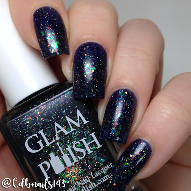 Glam Polish-Swooping Evil
