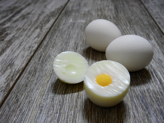 How to boil an egg ? - rictasblog