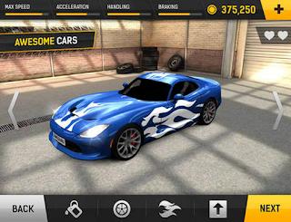 Racing Fever App