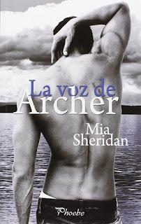 La voz de Archer, Mia Sheridan