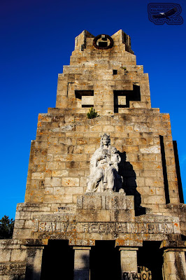 Monteferro. Monumento a la Marina Universal
