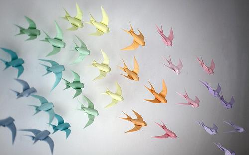 repinned from Elisabetta Rofi) origami-koi   Origami koi fish ...   313x500