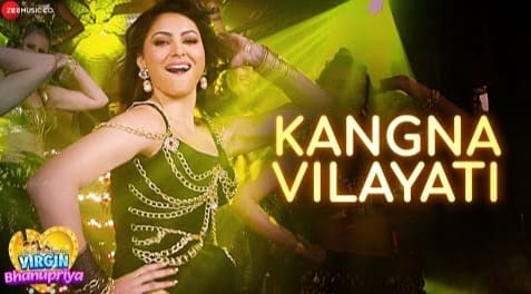 Kangna Vilayati Lyrics, Hindi, Jyotica Tangri