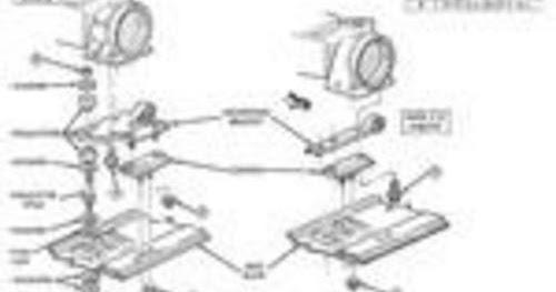 Famous Car Manual: Jeep AX 15 Transmission Workshop Manual