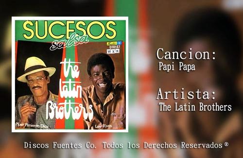 Papi Papa | The Latin Brothers Lyrics