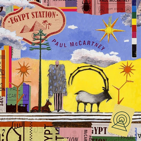 «Egypt Station» : le nouvel album de Paul McCartney