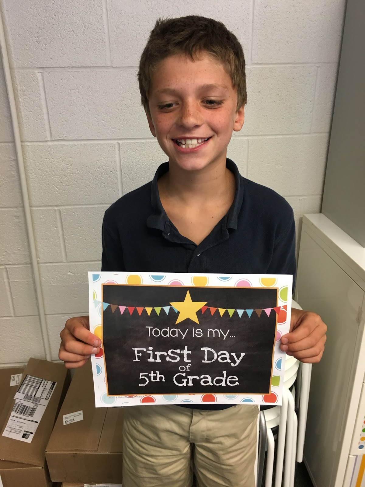 5th Grade History Questions: Mrs. Florey's Class Blog: First Day Of 5th Grade