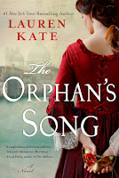 The Orphan's Song by Lauren Kate. Book cover and review