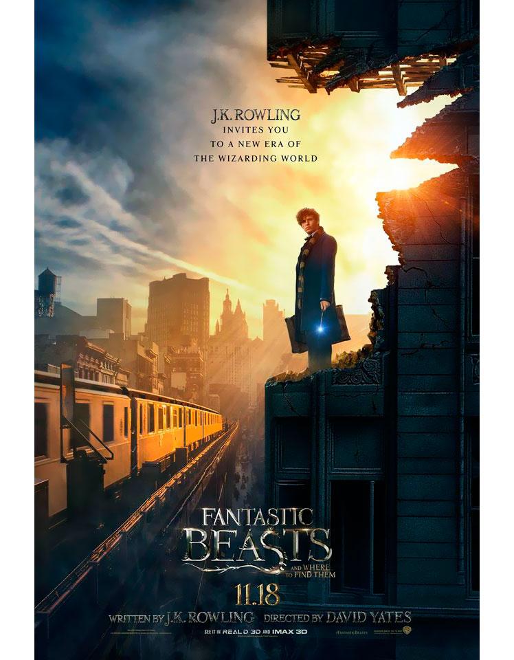 Fantastic-Beast-poster