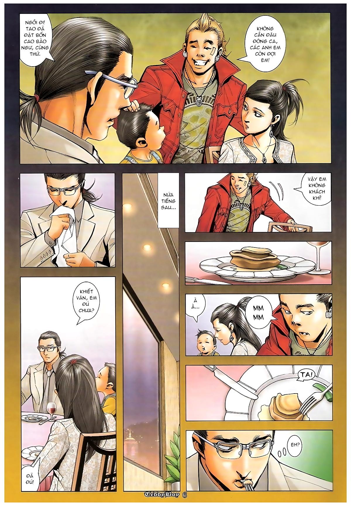 Người Trong Giang Hồ - Chapter 1265: Bát vàng rửa tay - Pic 5