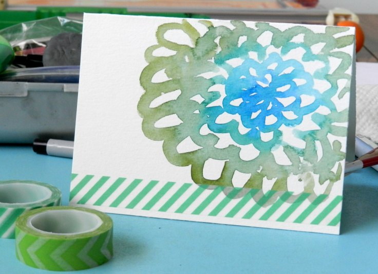 Watercolor Chrysanthemum Paintings: Grow Creative