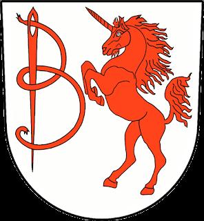 Licorne-ermite  Wappen_Breese