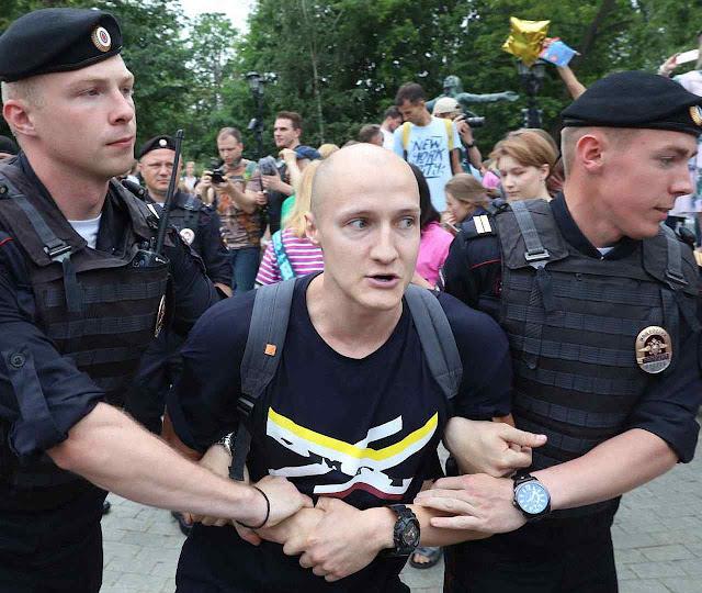 Prisão injusta de Ivan Golunov gerou indignação e mais repressão