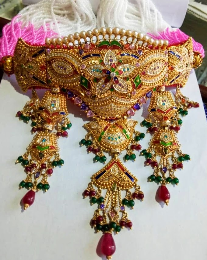 Mini Add Rajasthani design | Fdbnj