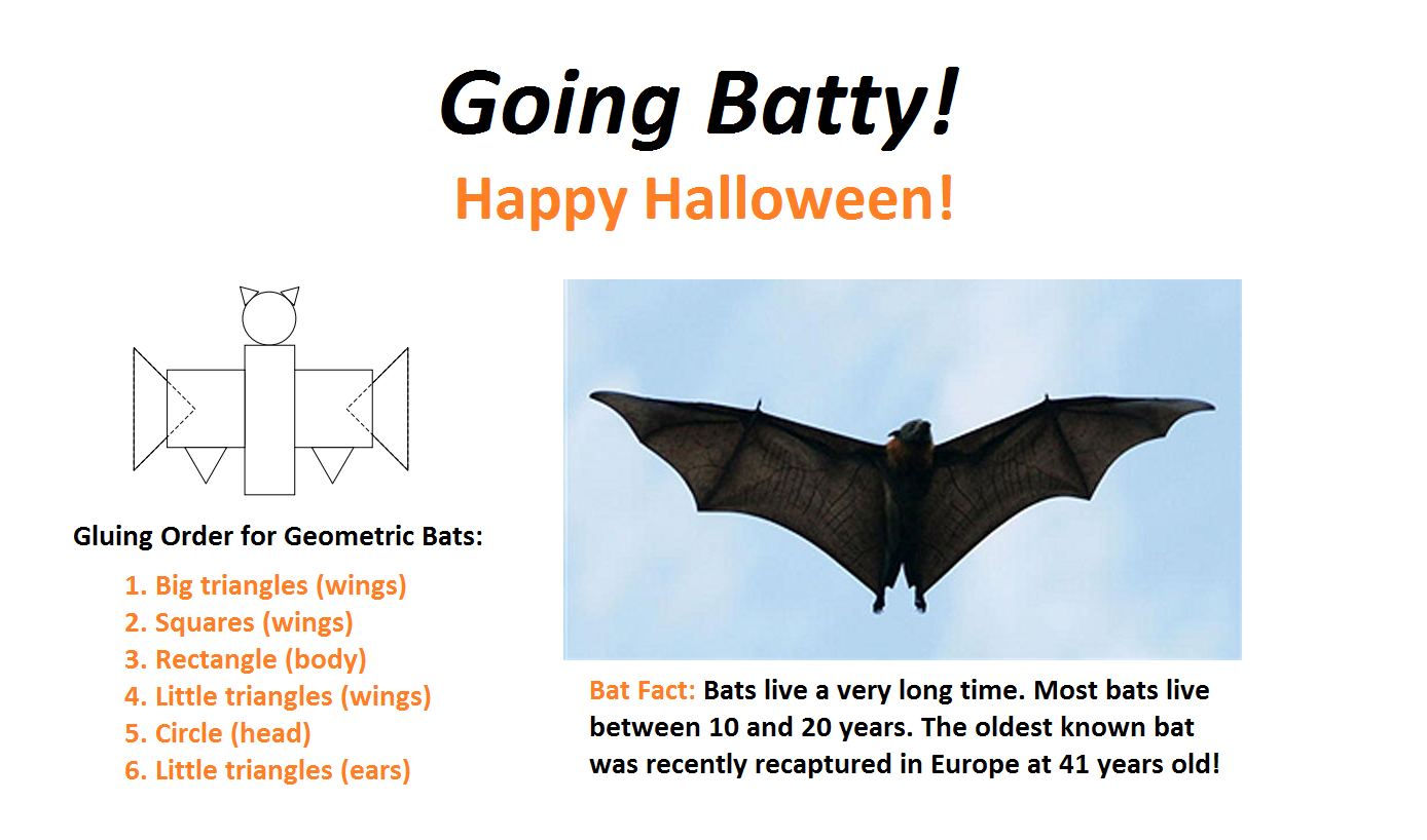 Love Of Laughter And Learning Going Batty