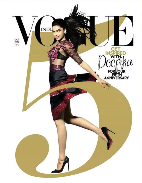 Deepika Padukone Vogue India