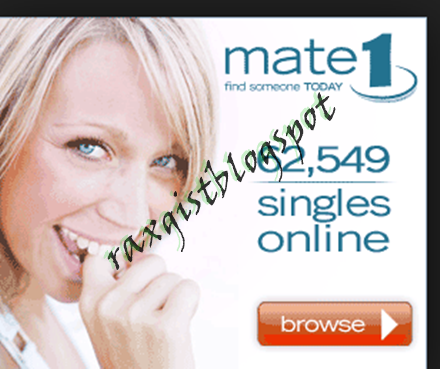 Mate1 com registration