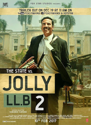 Jolly LLB 2 2017 Hindi BRRip 480p 400mb