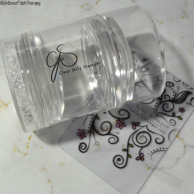 Clear Jelly Stamper The Big Bling XL