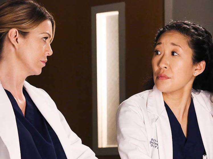 Grey's Anatomy: jura, Cristina?