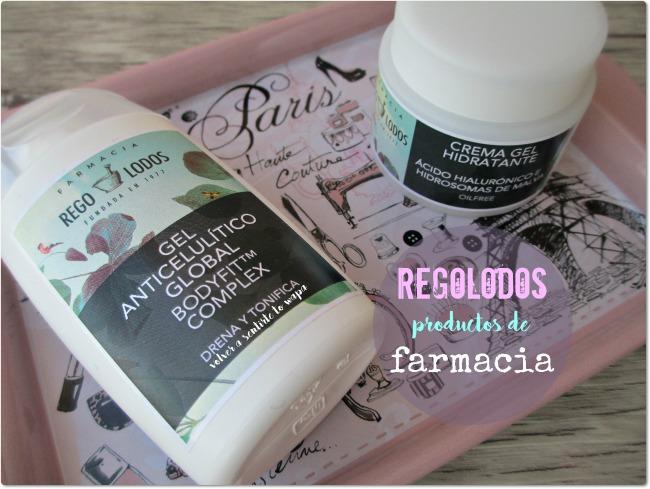 Productos de farmacia - REGOLODOS