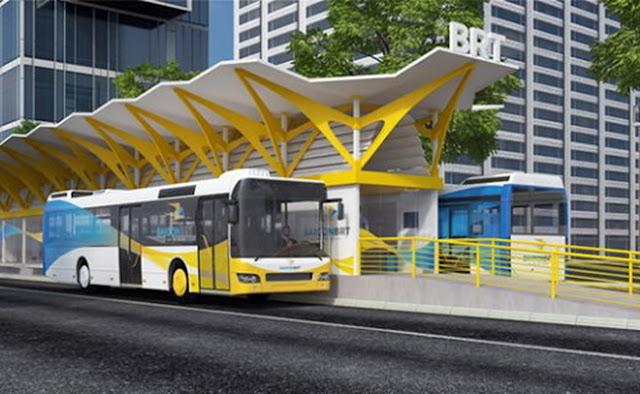Tuyến xe bus nhanh BRT