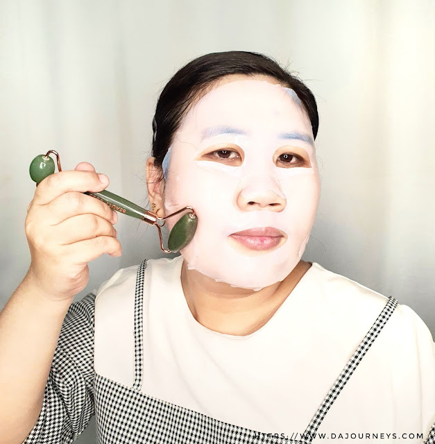 Review Beauty Boss Jade Aventurine Beauty Roller