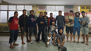 Tim Gagak Hitam Polres Padang Pariaman Akhirnya Tangkap Pelaku Pencurian Dengan Kekerasan Tandikek Asli, di Kuranji Padang
