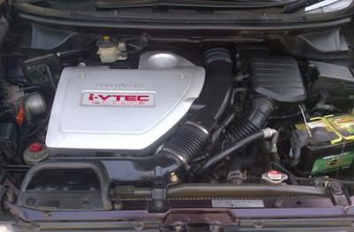 Mesin Honda Odyssey Absolute