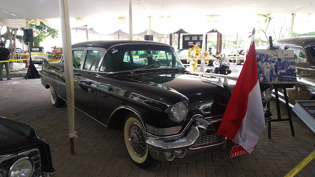 Cadillac Fleetwood kepresidenan RI