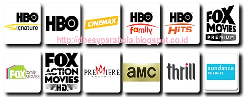 Parabola Gratis Channel Indovision