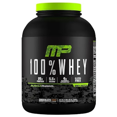 MusclePharm Combat 100% Whey, 5 lb